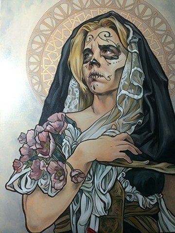 - Perpetual Sorrow -  Prints available at twocrowsprinting.com