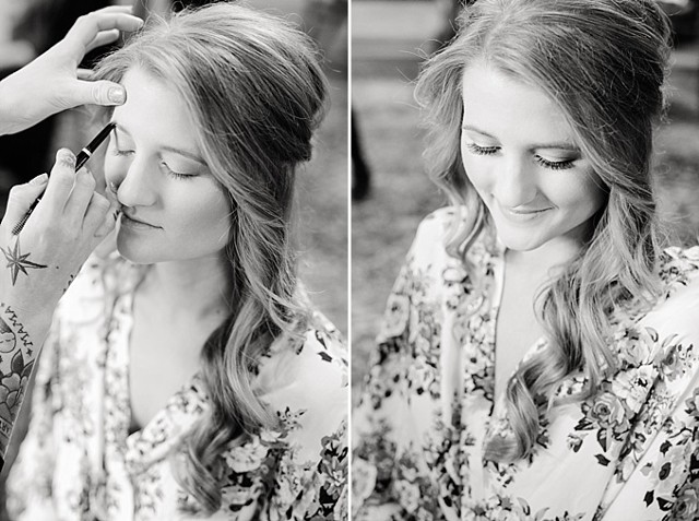 MUA Meg Boes | Hair Elements Salon | Photog Wild Cotton Photography