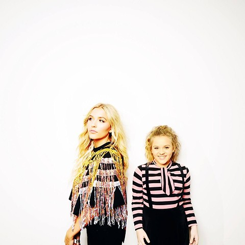 Lennon and Maisy | Photog Shervin Lainez | MUA Meg Boes | Hair Amber Cannon