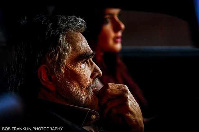 Burt Reynolds | Dog Years | Bob Franklin Photography