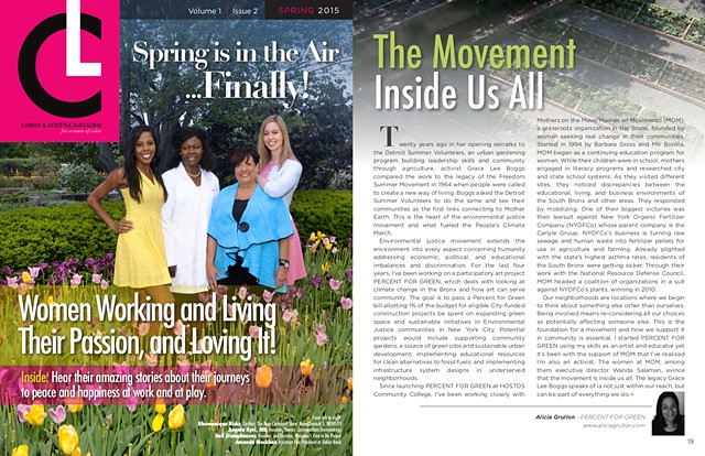 "published article ""The Movement Inside Us All"""