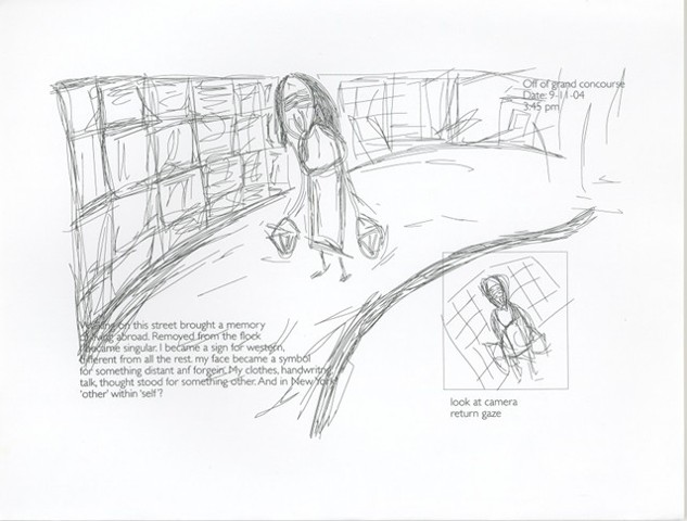 Sketch for video and notes