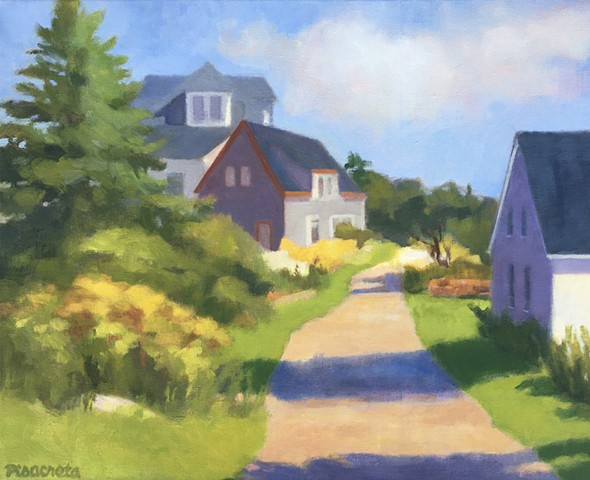 Monhegan Road