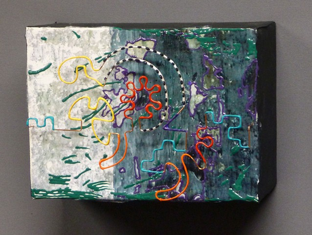 Wire Canvas #1