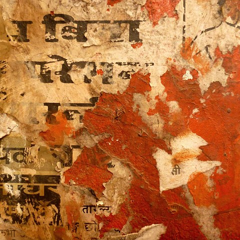 Wall Poster and Pint - Varanasi, India