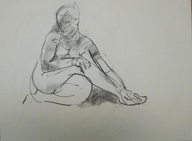 Quick figure sketch