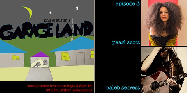 Episode 3 - Pearl Scott & Caleb Secrest