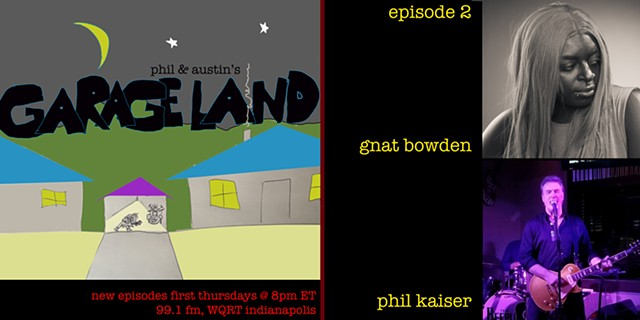 Episode 2 - Gnat Bowden and Phil Kaiser