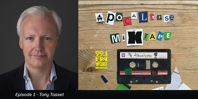 Episode 1 - Tony Tasset