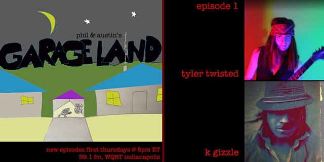 Episode 1 - Tyler Twisted & K Gizzle