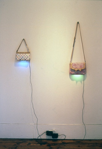 'Underlit Fake Murakami Louis Vuitton Handbags'