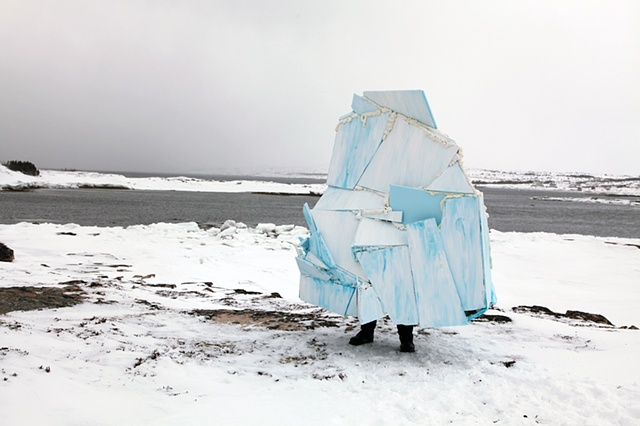 Iceberg For Fogo Island When There Are None