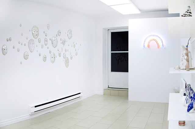 installation view: You WIN! (february)