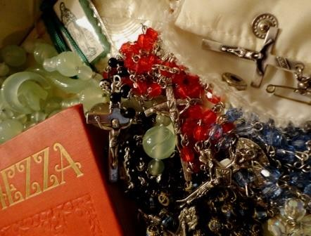Rosaries and Books