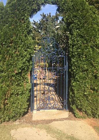 Steel Gates by Thomas Prochnow