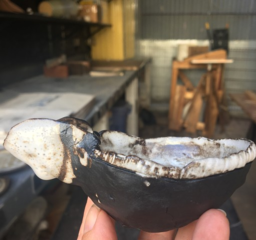 One-of-a-kind vessel