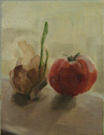 Day Tomato and Onion