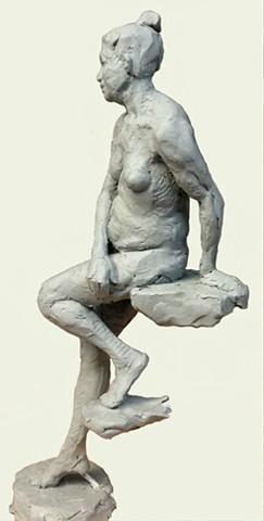 Lauren Pellerito, art, artist, sculpture, figure modeling,