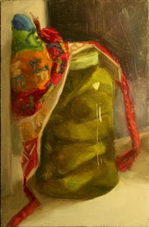 Night Pickle Jar
