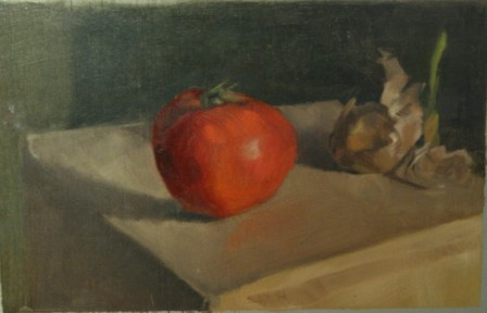 Night Tomato and Onion
