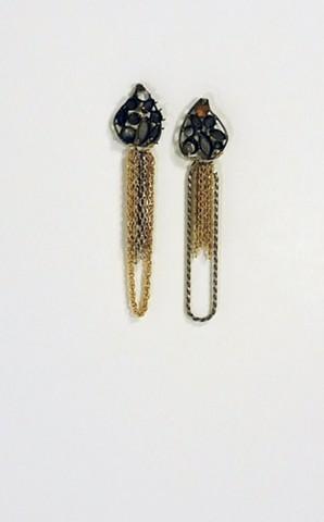 Stephanie Voegele   Earrings