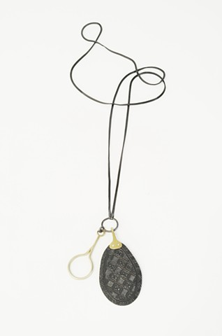 Gabriel Craig and Amy Weiks  Necklace 1