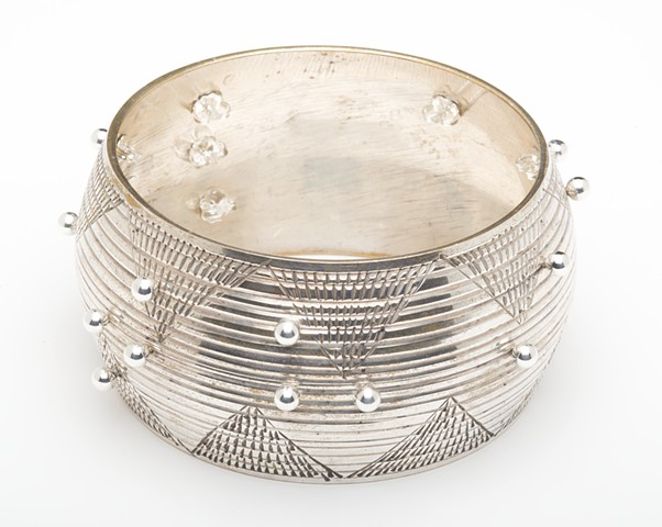 Jack da Silva Ethical Bangle