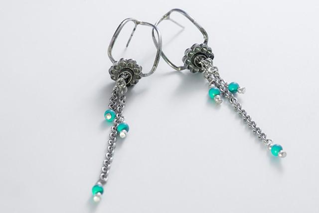 Annika Rundberg  Earrings 1