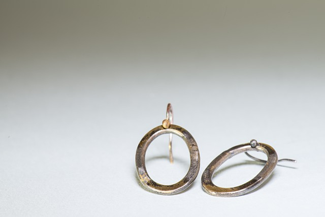 Annika Rundberg  Earrings 2