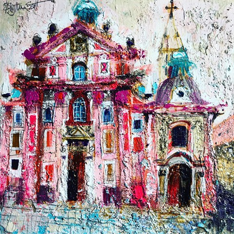 'BASILICA OF ST GEORGE' Available