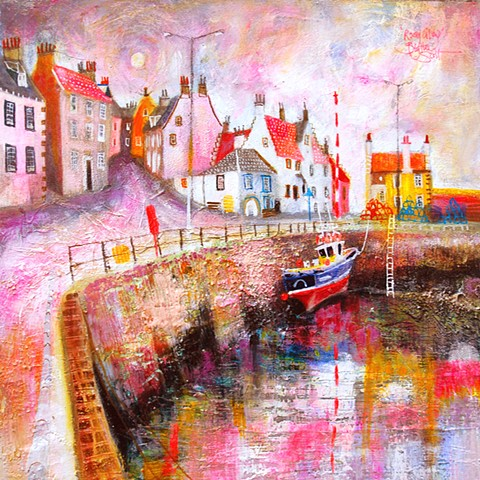 'ROSY GLOW' Sold