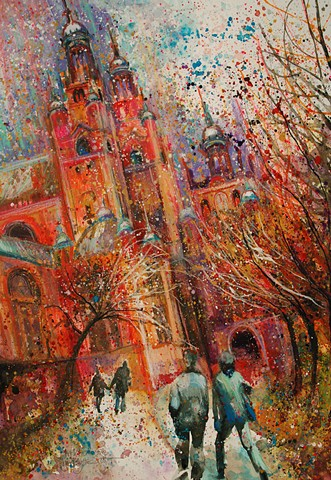 'ART & ARCHITECTURE' Sold