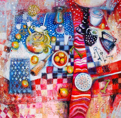 'MY NOT SO STILL LIFE' Available