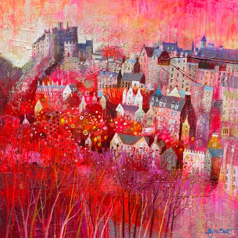 'AULD REEKIE' Available