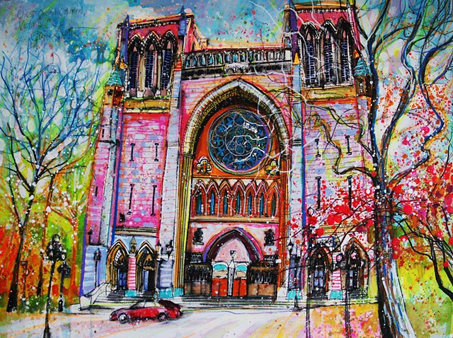 'CHRIST CHURCH CATHEDRAL' Sold