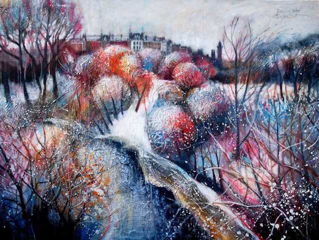 'WEST END WINTER' Sold