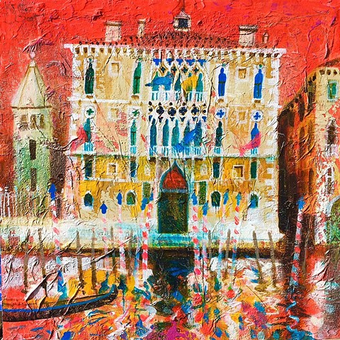 'CHEEKY WEE PALAZZO' Sold