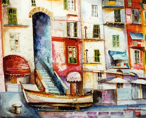 'PORTOVENERE' Sold