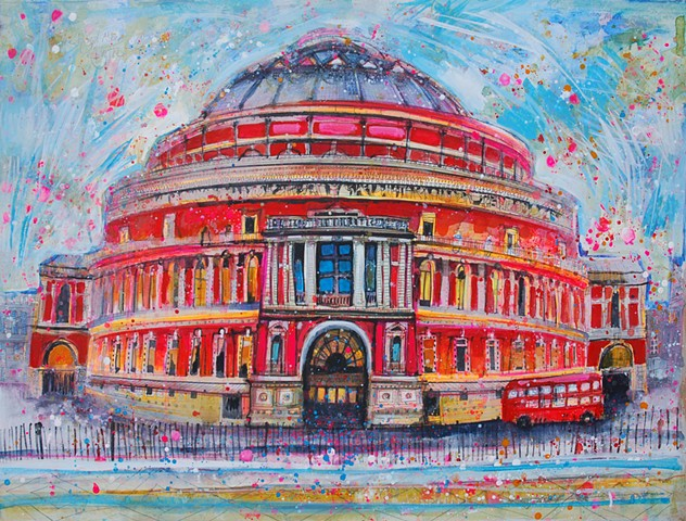 'THE ROYAL ALBERT HALL' Available