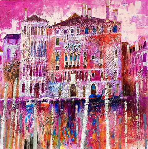 'PALAZZO IN PINK' Available