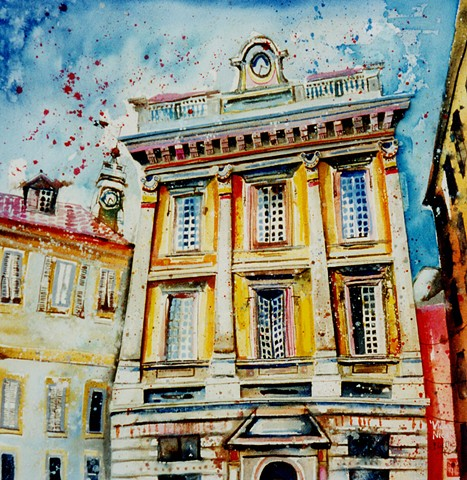 'VIEUX NICE' Sold