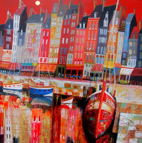 'HAPPY HARBOUR' Sold