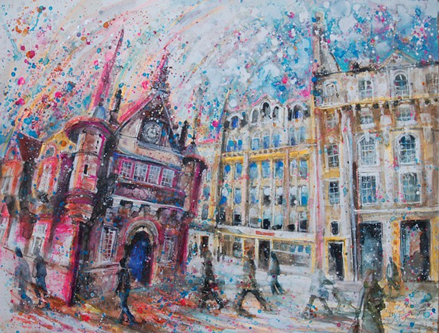 'ST. ENOCH'S SQUARE' Available