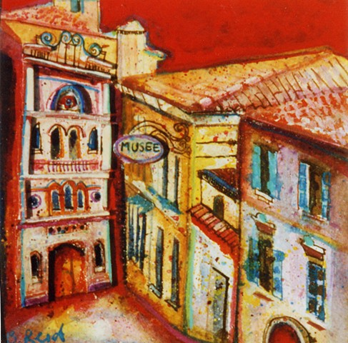 'MUSSEE A GRASSE' Sold