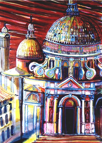 'SANTA MARIA DELLA SALUTE' Available