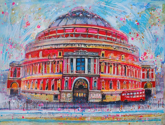 'ROYAL ALBERT HALL, LONDON' Available