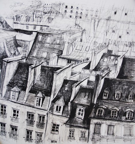 'UP & OVER' (Paris) Sold