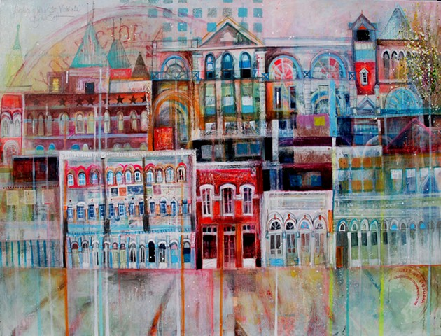 'WINDOWS ON WHARF STREET' Available