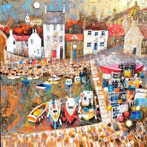 'SEPTEMBER HARBOUR' Sold