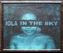 """Iola in the sky""   Lou McAfee and MT Bush"